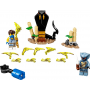 LEGO 71732 Epic Battle Set - Jay vs. Serpentine