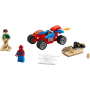 LEGO 76172 Spider-Man and Sandman Showdown
